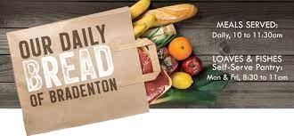 Our Daily Bread of Bradenton Logo